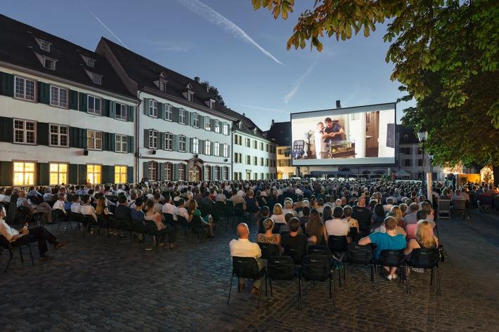 Traumstart für Salt Cinema auf dem Münsterplatz