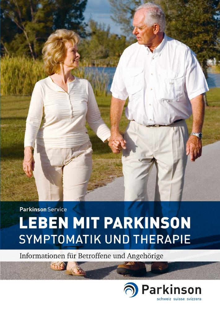 Welt-Parkinson-Tag 2014 / Parkinson Schweiz publiziert das neue Buch «Leben mit Parkinson»
