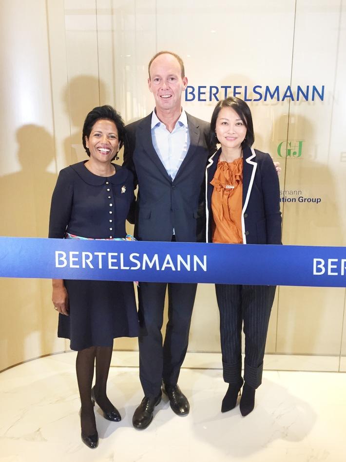 Bertelsmann plant weitere Investitionen in Brasilien, Indien und China