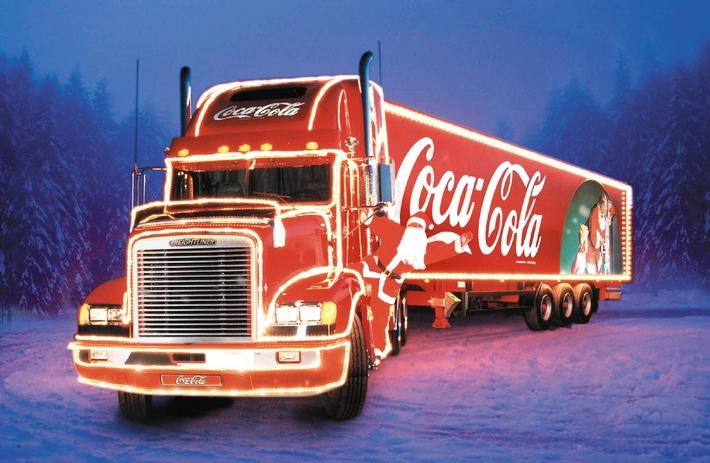 La tournée des camions de Noël