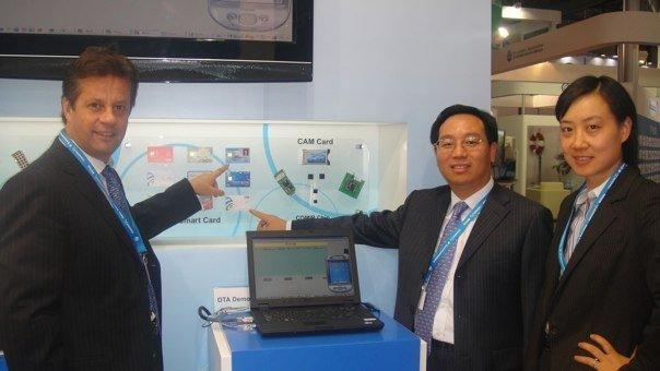 WISeKey und Partner des Unternehmens wie Datang Telecom beabsichtigen, den umfassenden Einsatz von SIM-Karten der nächsten Generation als Hauptabwehrmittel gegen Internetkriminalität zu beschleunigen