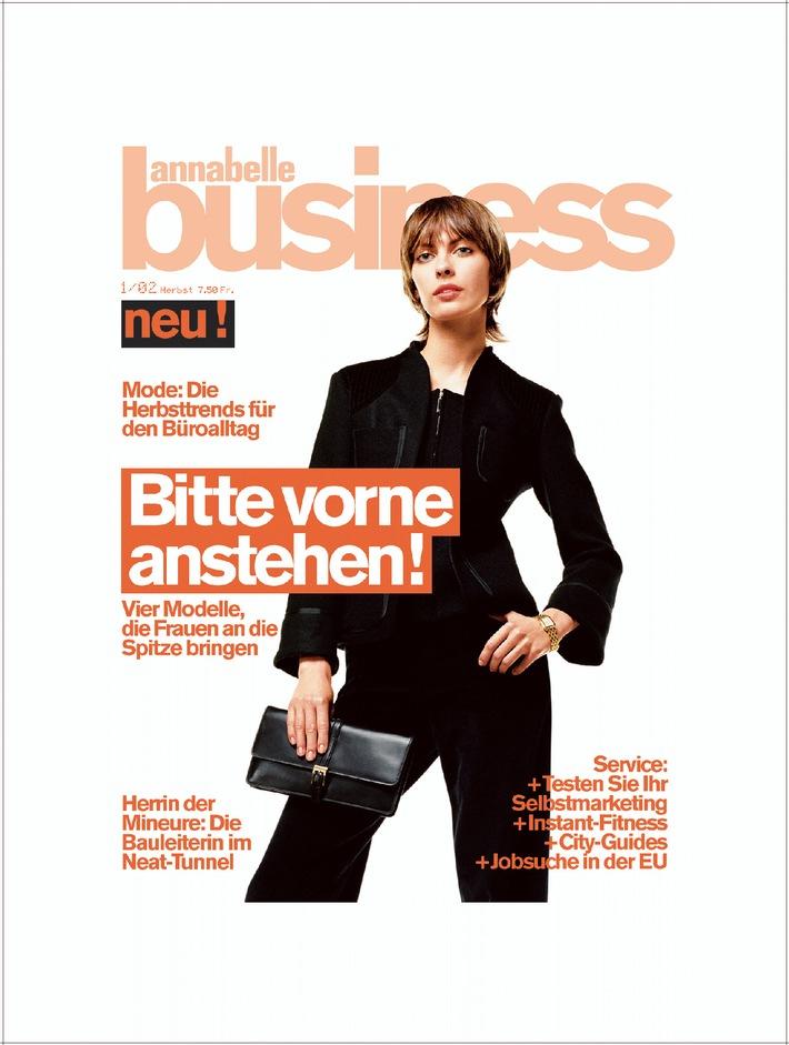 Das Schweizer Magazin für Business & Lifestyle