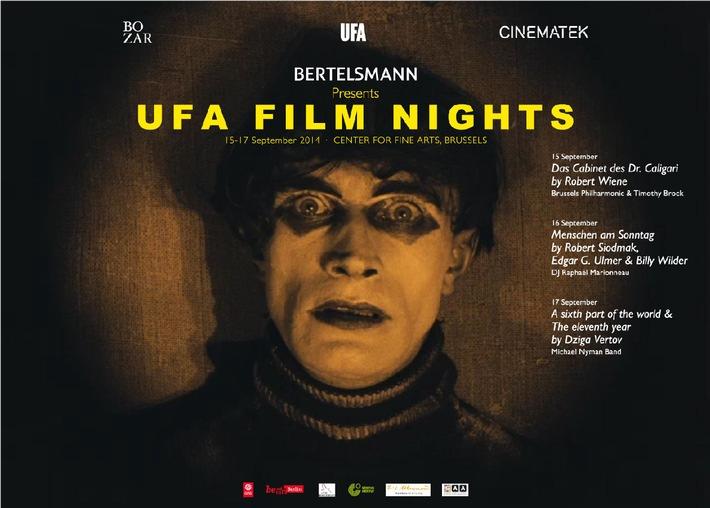 "Bertelsmann präsentiert ""UFA Film Nights"" in Brüssel"
