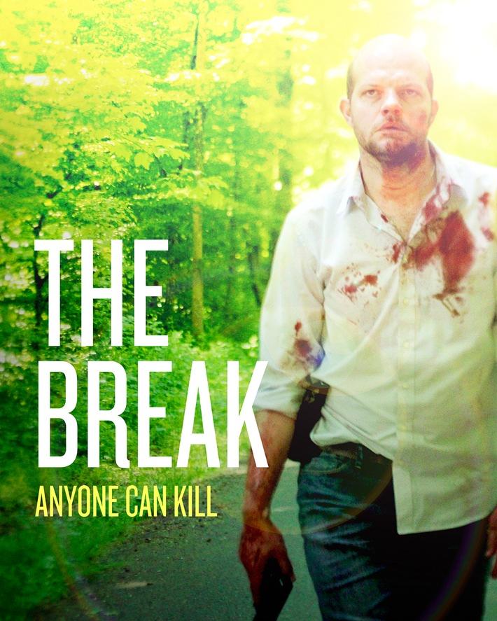 """Start der belgischen Thrillerserie """"The Break - Jeder kann töten"""" bei Sky"""