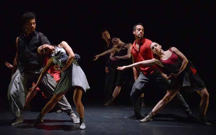 15. Ausgabe des Migros-Kulturprozent Tanzfestival Steps / Positive Bilanz für das Migros-Kulturprozent Tanzfestival Steps 2016