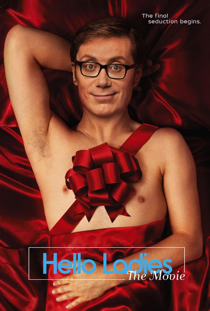 "Der Film zur HBO-Comedyserie: ""Hello Ladies - The Movie"" am 6. April auf Sky"