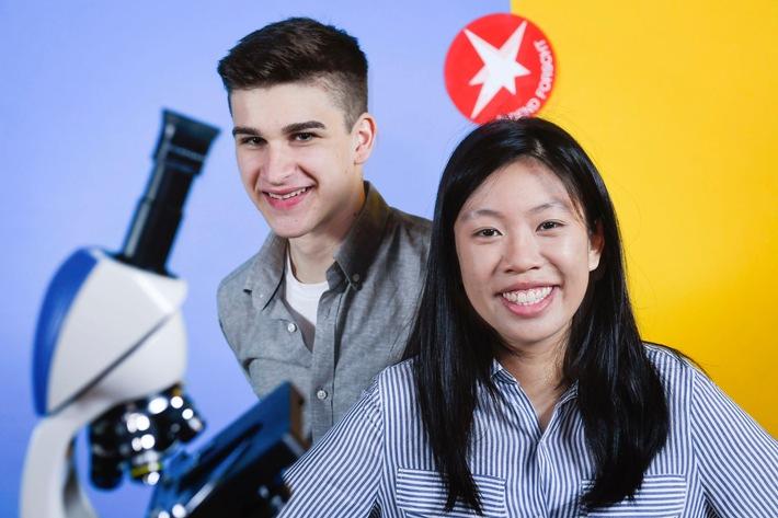 Auftakt zum Bundesfinale 2017 von Jugend forscht bei Siemens