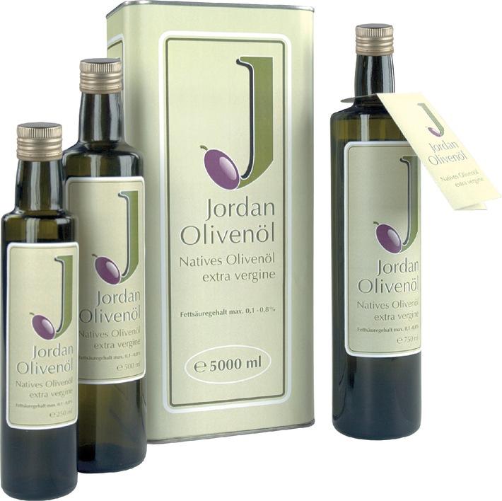 Deutsche Familie erfolgreich mit Olivenöl