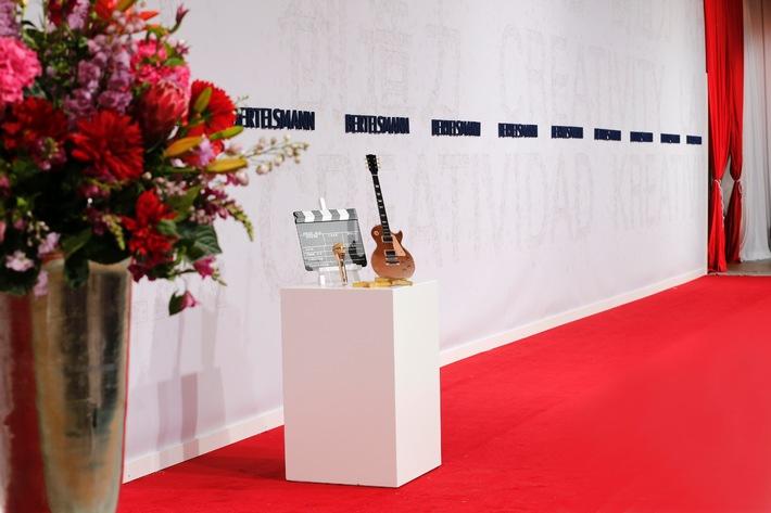 """""""Bertelsmann Party 2014"""" entführt in die Welt der Kreativität"""