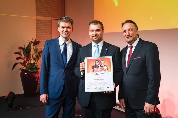 Benedikt Rudolph ist Deutschlands bester Nachwuchs-Hotelier