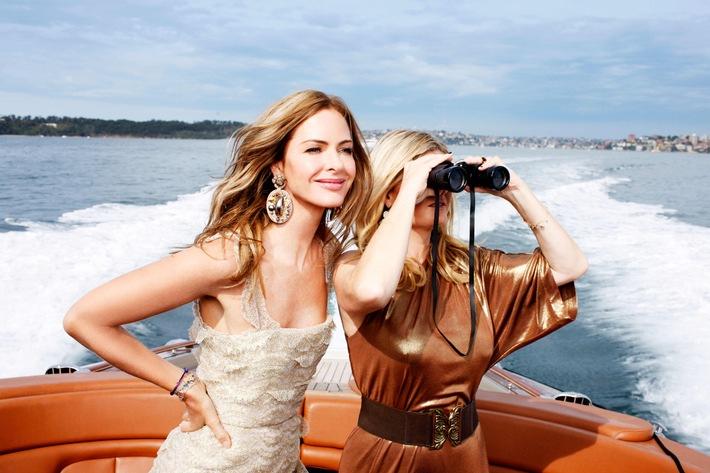 """Ziemlich schicke Hühner: """"Mission: Makeover - By Trinny & Susannah"""",   """"How Do I Look?"""" und """"Curvy Girls - Models XXL"""" - neu ab 20. August 2014 auf sixx"""