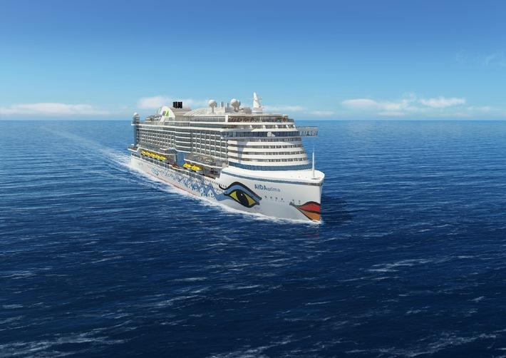 AIDAprima: Das neue Flaggschiff der deutschen Kreuzfahrt / Als erste Reederei bietet AIDA Cruises ganzjährig Kreuzfahrten ab Deutschland an