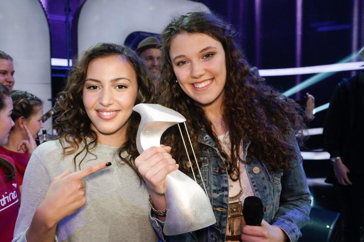 """Dein Song 2016:  Leontina aus Speyer ist """"Songwriterin des Jahres""""! / Siegersong der 14-Jährigen begeistert die """"Dein Song""""-Zuschauer"""