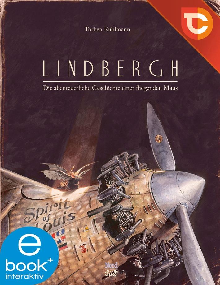 """Interaktives E-Book """"Lindbergh"""" bei Oetinger setzt neue Standards / Erlebe die abenteuerliche Geschichte einer fliegenden Maus!"""