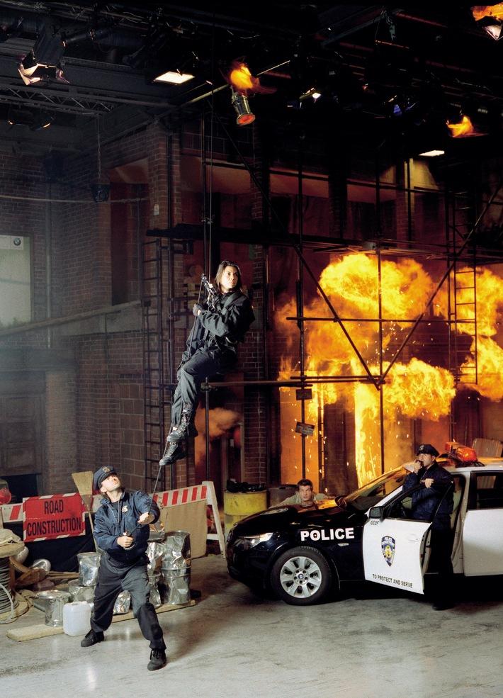 Stunt Show in der Bavaria Filmstadt jetzt auch in den Faschingsferien