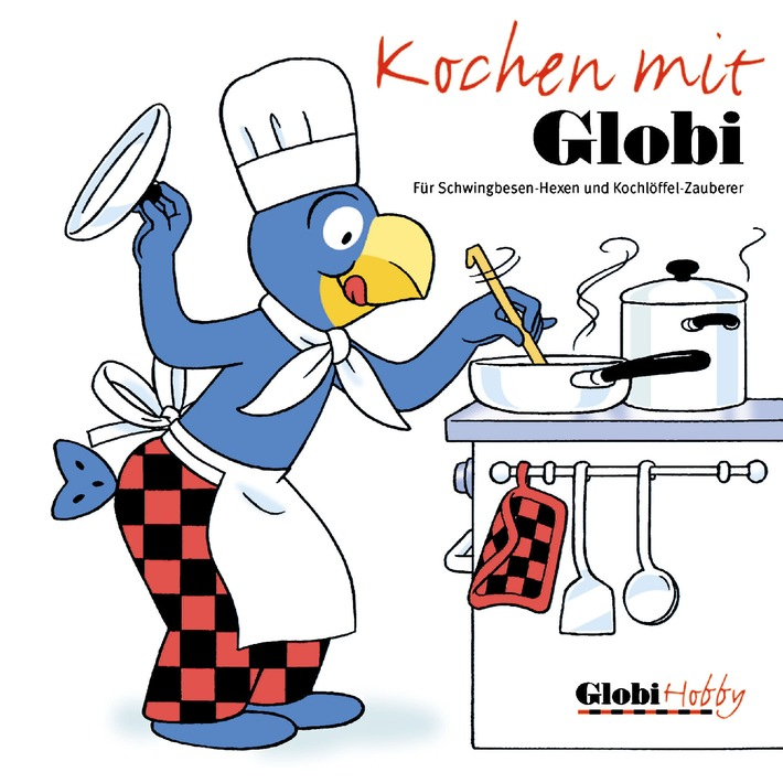 """Zur neuen Globi Reihe """"GLOBI HOBBY"""""""