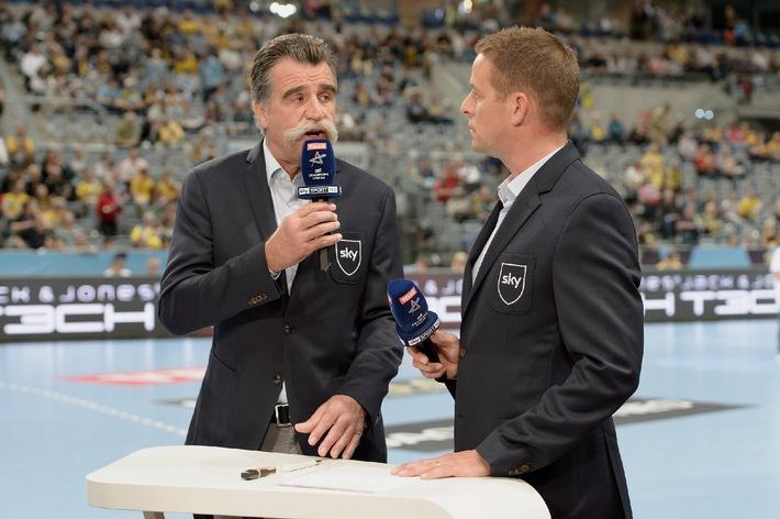 THW Kiel - Paris St. Germain: Die Vorentscheidung um den Gruppensieg? /  Die EHF Champions League live bei Sky