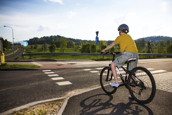 So sind Fahrradfahrer sicher und entspannt unterwegs
