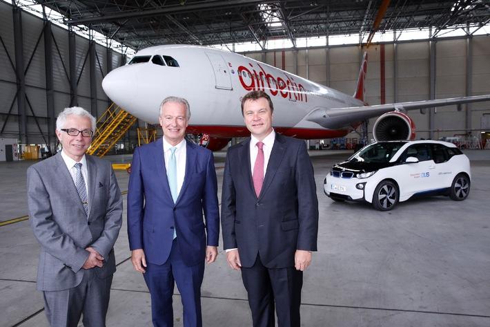Neuer Rekord: Airlines brauchen nur 3,68 Liter Kerosin/100Pkm / BDL stellt Report Energieeffizienz und Klimaschutz 2014 vor