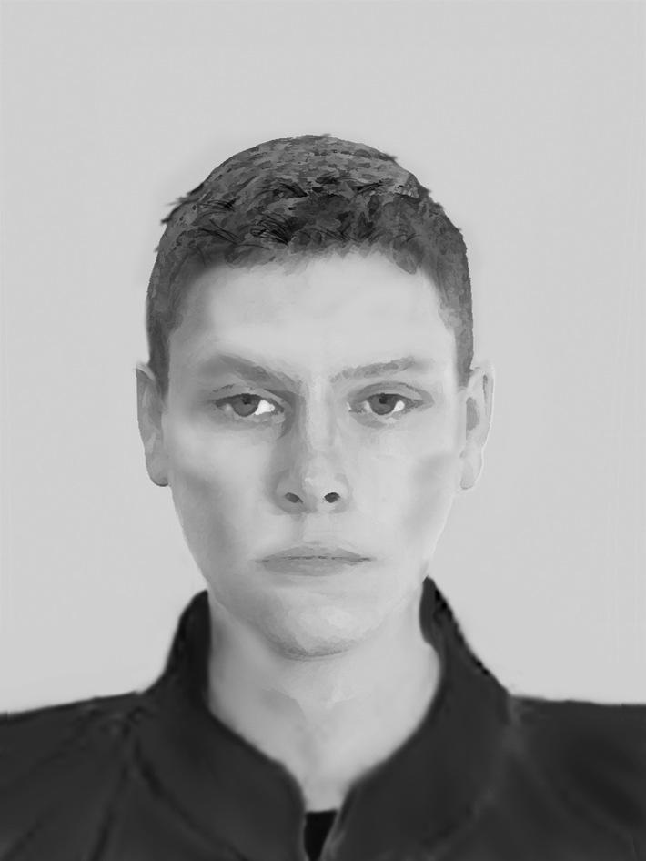 POL-FL: Flensburg - Nachmeldung: Zeugenaufruf nach gewaltsamen Übergriff auf 22-jährige Flensburgerin am Hafermarkt (Phantombildfahndung)