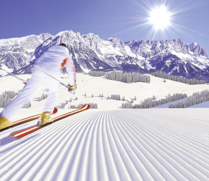Jetzt geht der Winter richtig los! Pistenträume werden in der SkiWelt wahr