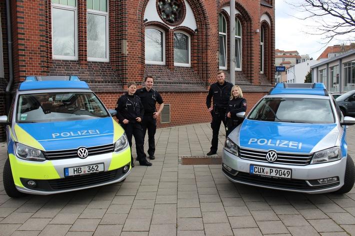 POL-CUX: Polizeichefs aus Bremerhaven und Cuxhaven schließen Kooperationsvereinbarung - gemeinsame Mitteilung beider Polizeien -