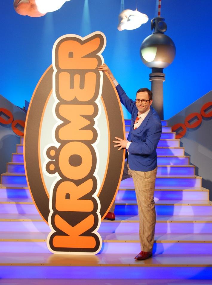 Neues von und mit Kurt Krömer: Auch Anke Engelke gehört zu den Gästen der nächsten KR�MER-Shows