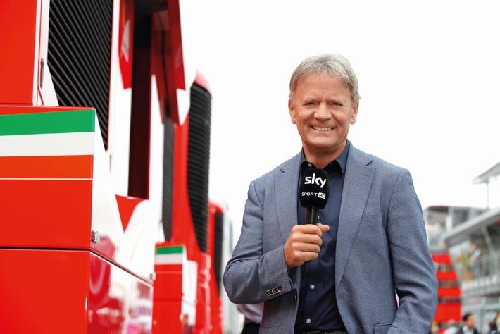 Wessen Stern strahlt am hellsten? Hamilton gegen Rosberg - das Finale live bei Sky