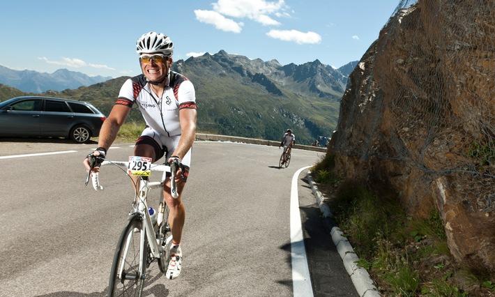 Radtraining mit Jan Ullrich, Biketage und Ötztaler Radmarathon:  Exklusiver Radsommer im *****Das Central
