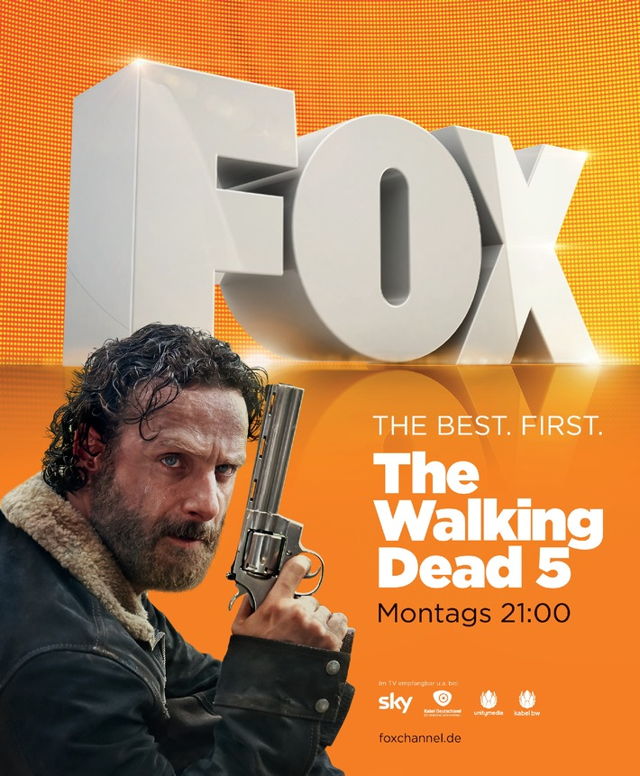 Weltweit größtes TV-Rebranding: FOX International Channels vereint 126 FOX Markenauftritte unter einem Brand