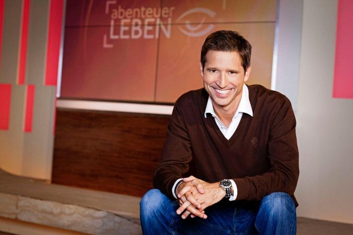 """""""Abenteuer Leben"""" mit Andreas Türck garantiert Power-Wissen pur - am Sonntag, 2. Dezember 2012 um 22.35 Uhr bei kabel eins"""