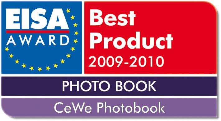 CeWe Color auch international Spitze / EISA Award prämiert das CEWE FOTOBUCH (mit Bild)
