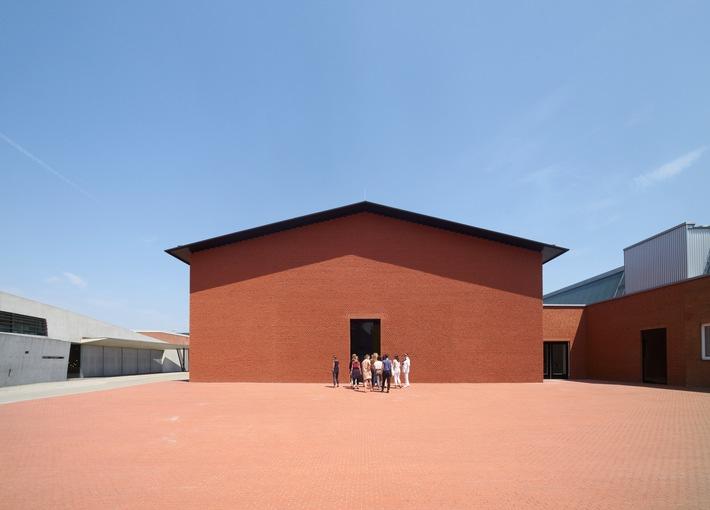 Vitra Design Museum eröffnet Schaudepot