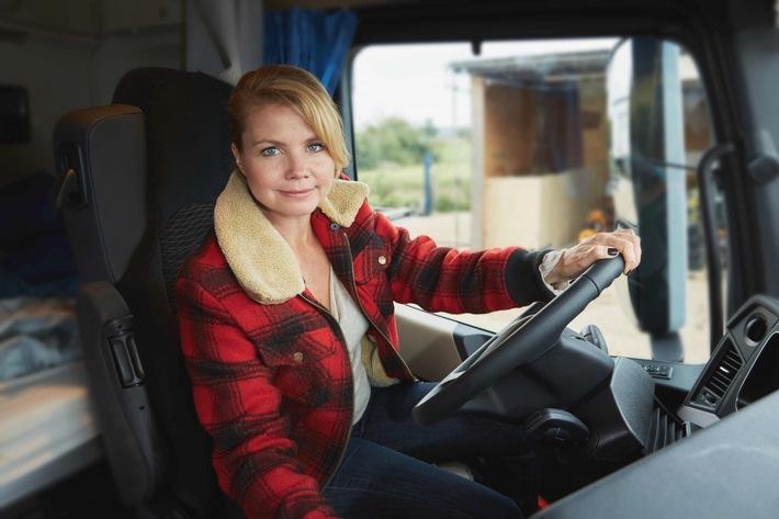 """SAT.1 gibt Gas mit Annette Frier als """"Die Truckerin"""": Start ins Deutsche-Fiction-Frühjahr am 2. Februar 2016"""