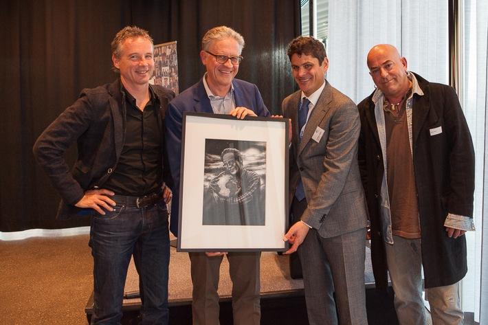 Berner Kommunikationspreis 2016 geht an den Klimaforscher Thomas Stocker