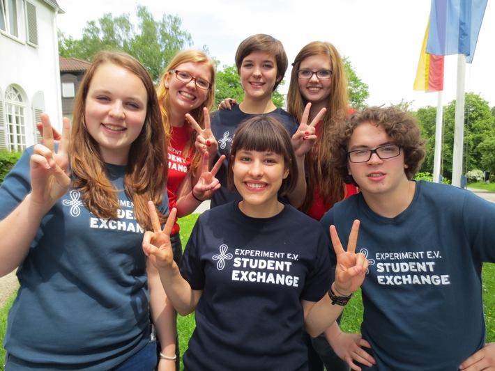 Reaktion auf Brexit-Referendum / Experiment e.V. vergibt Stipendien für Schüleraustausch in Europa