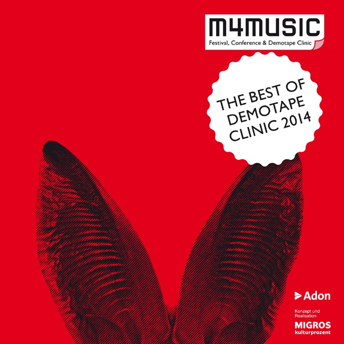 Le Pour-cent culturel Migros présente la compilation «The Best of Demotape Clinic 2014» / m4music: les meilleures démos de musique pop suisse de 2014
