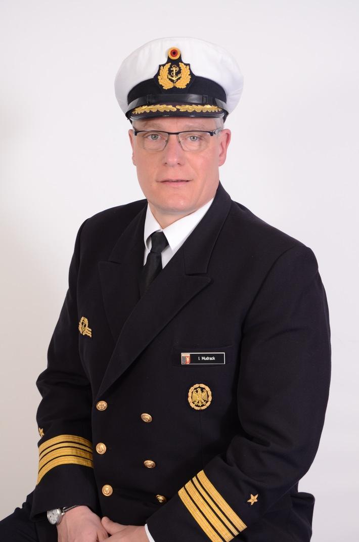 """Kommandowechsel auf der Fregatte """"Schleswig-Holstein"""""""