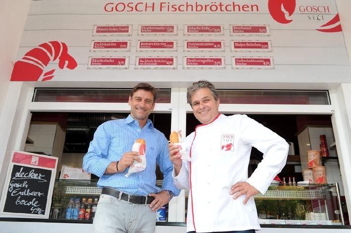 HSV-Presseservice: Gosch eröffnet VIP Lounge in der Imtech Arena