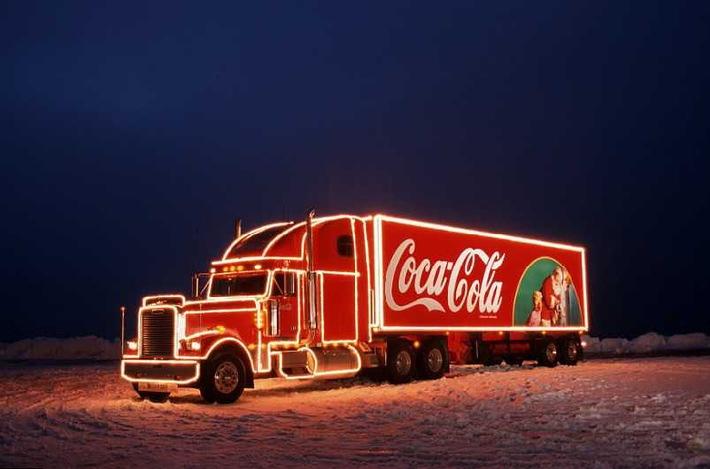 Surprises de Noël magiques Coca-Cola