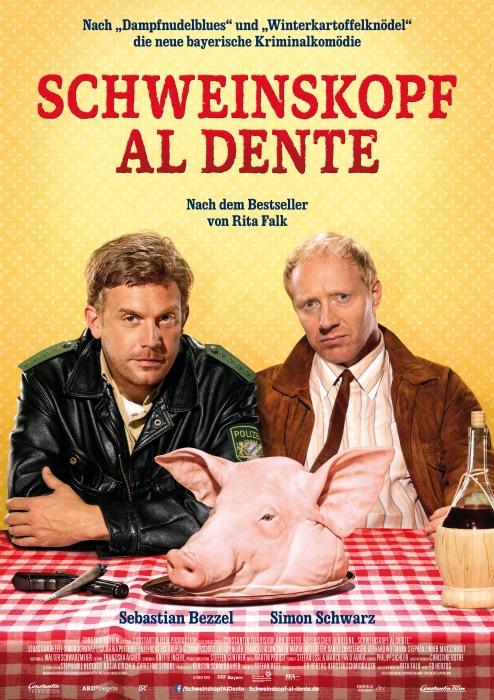 SCHWEINSKOPF AL DENTE / Ab 11. August 2016 in den bayerischen Kinos