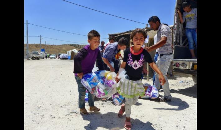 Flüchtlingshilfe: ASB weiterhin engagiert im Nordirak