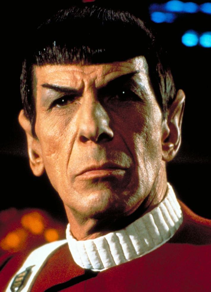 """kabel eins hat Zukunft! """"Star Trek I-III"""" eröffnet Science-Fiction-Wochen am Samstag"""
