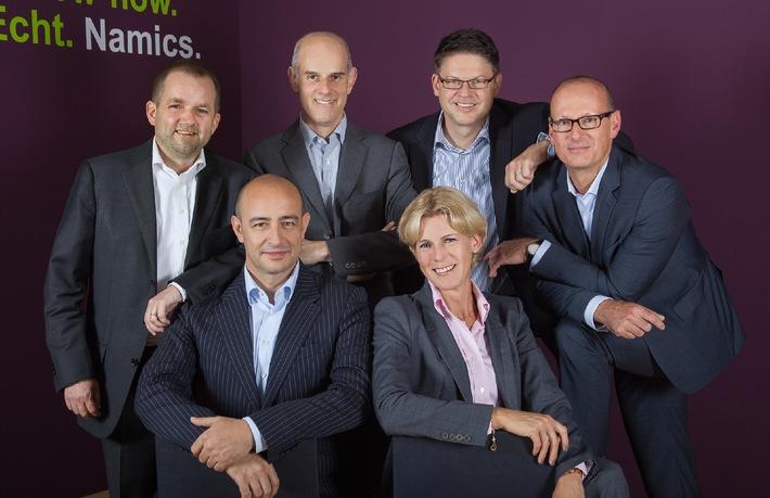 Namics beruft Stefanie Wagner-Fuhs als Chief Market Officer in die Geschäftsleitung