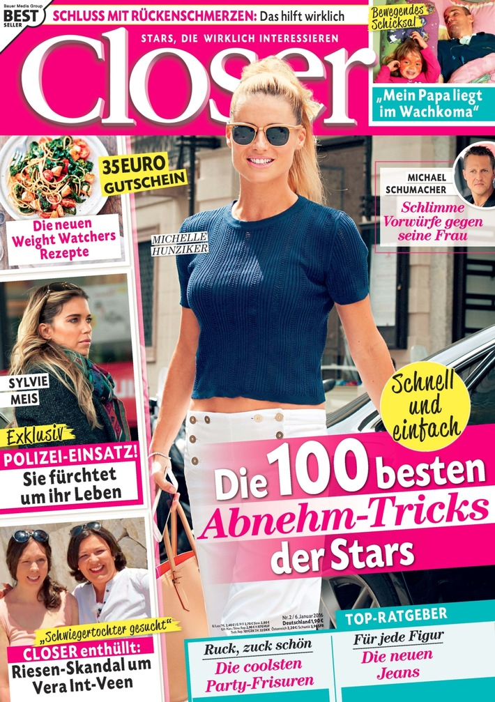 """Sänger Eloy de Jong (42) exklusiv in CLOSER: """"Meine Tochter hat zwei Väter"""""""