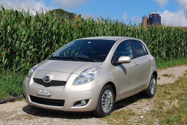 Der neue Daihatsu Charade - klein und fein