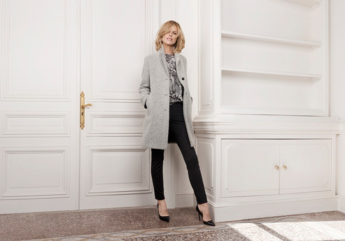 Eva Herzigova selected for GERRY WEBER - die neue Capsule Collection