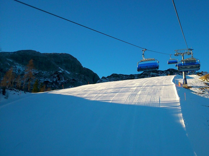 Kärntner Skigebiete trotzen dem noch ausbleibenden Schnee