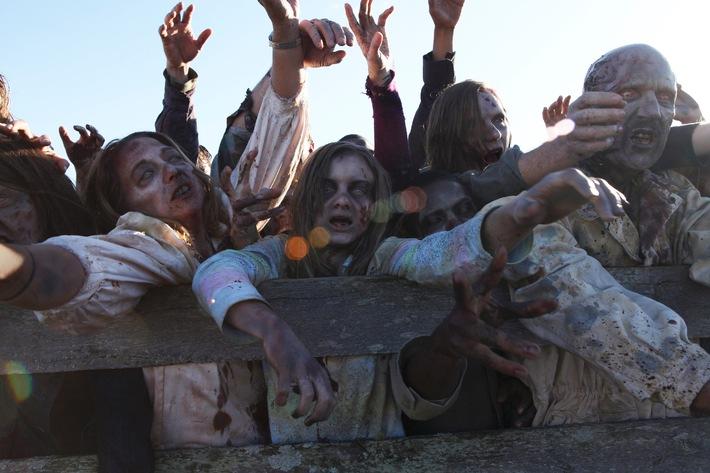 """250.000 Zuschauer: Fox kann Quotenrekord von """"The Walking Dead"""" als erfolgreichste deutsche Pay-TV-Serienpremiere weiter ausbauen"""
