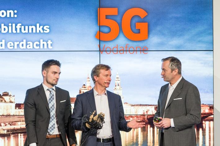 5G: Vom Millimeter-Netz zur ersten großen Funkstrecke